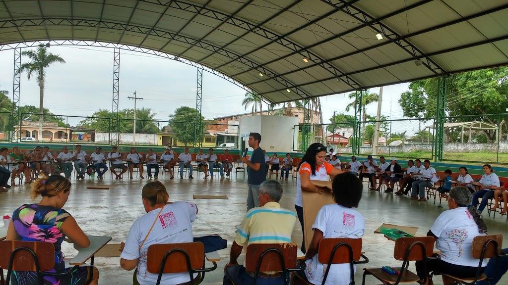 CIRCULO DE CULTURA ENCONTRO DE EDUCANDOS EM CAREIRO