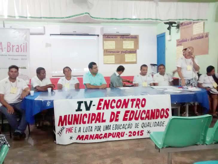 ENCONTRO MUNICIPAL DE EDUCANDOS (AS) 18.011.15 ESCOLA ANDRE VIDAL MANACAPURU (2)
