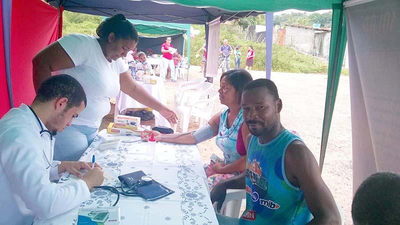 feira de Saúde, Catu, 31 de agosto.2015