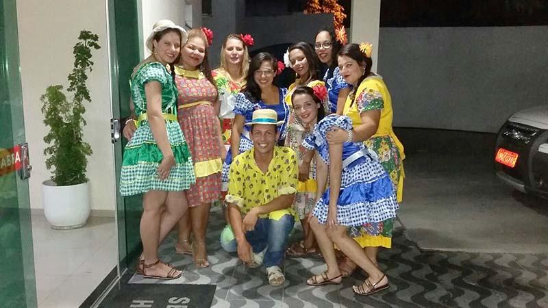 Núcleo Sertão do São Francisco na Noite Cultural