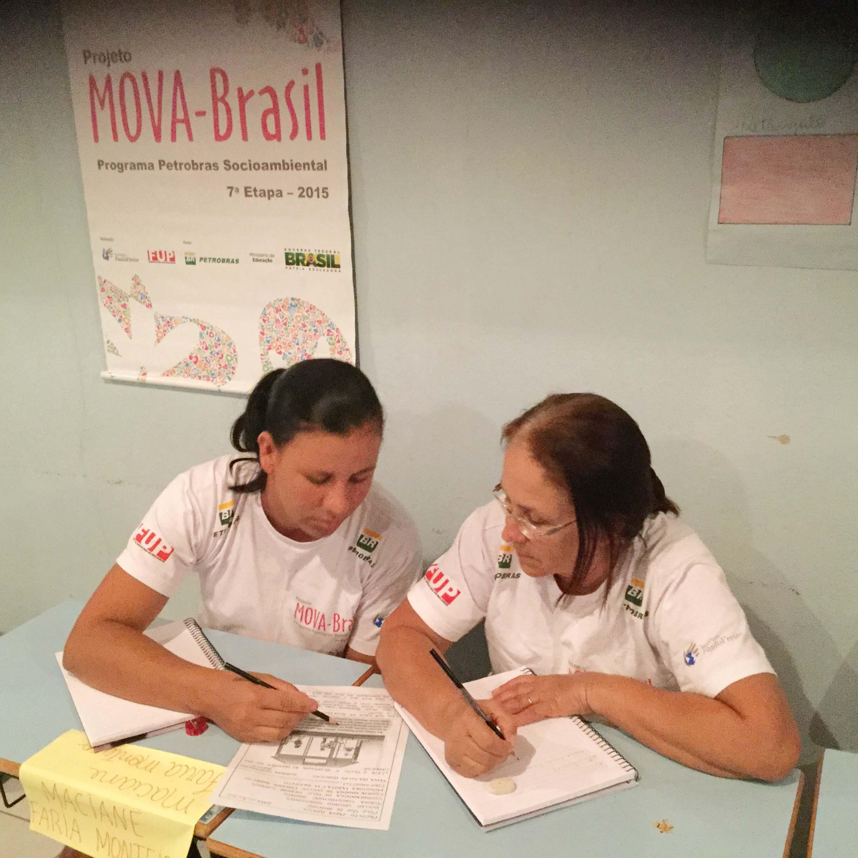 Turma da monitora Marta Monteiro.