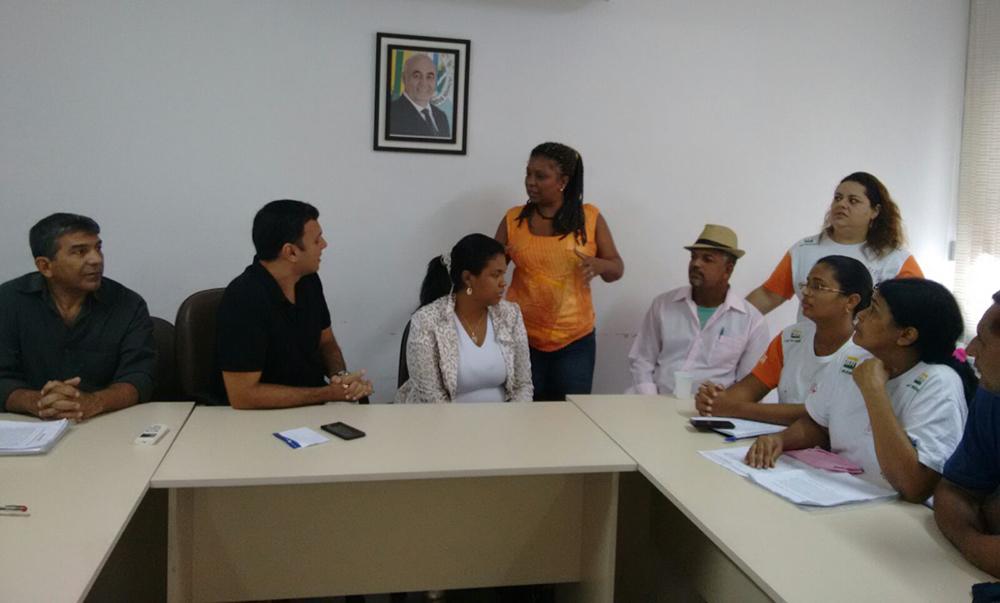 Aud Nova Iguaçu Geanne, Carla Delgado, Thiago Portela