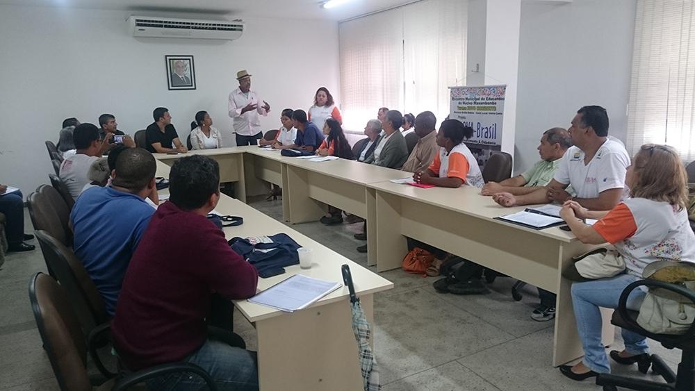 Audiência Nova Iguaçu