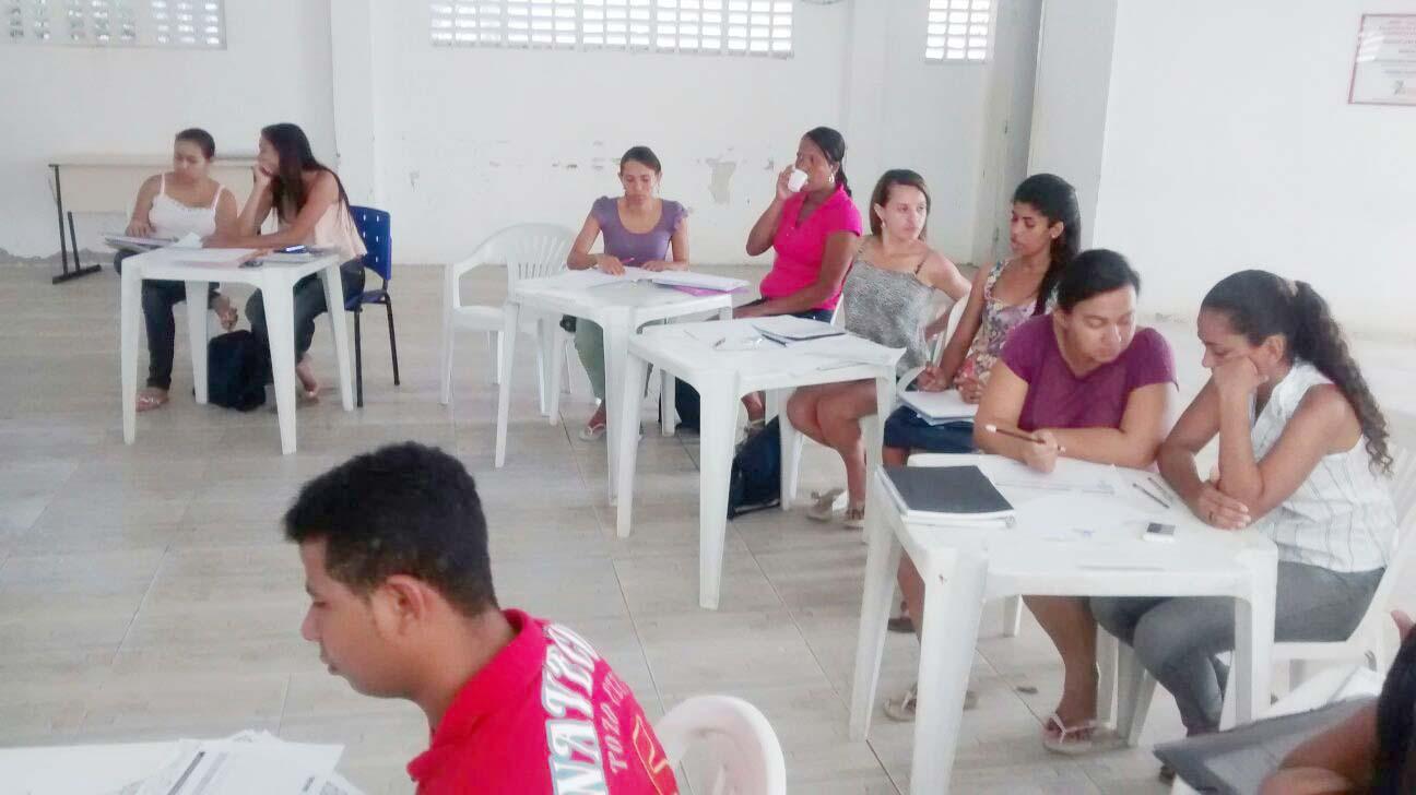 formação semanal núcleo Baixo São Francisco2 18.09