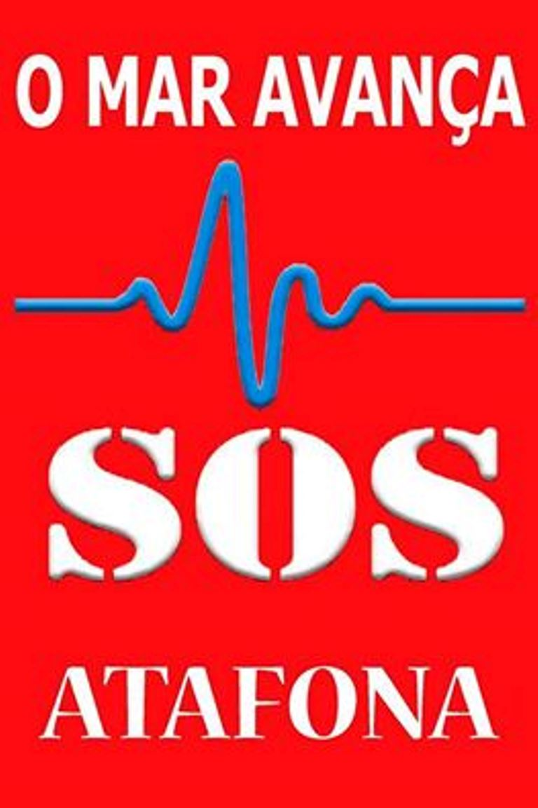 Slogan Campanha SOS Atafona